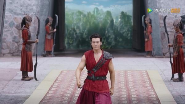 """""""Thượng Cổ Tình Ca"""" của Huỳnh Hiểu Minh: Thử thách cực hạn với khán giả! - Ảnh 23."""