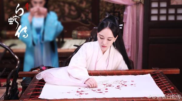 21 nàng Bạch Xà đẹp như mộng trên màn ảnh Châu Á qua năm tháng - Ảnh 24.