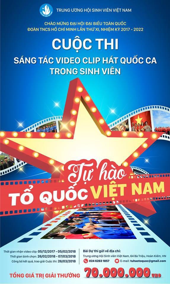 Phát động cuộc thi sáng tác video hát Quốc ca Tự hào Tổ quốc Việt Nam - Ảnh 3.