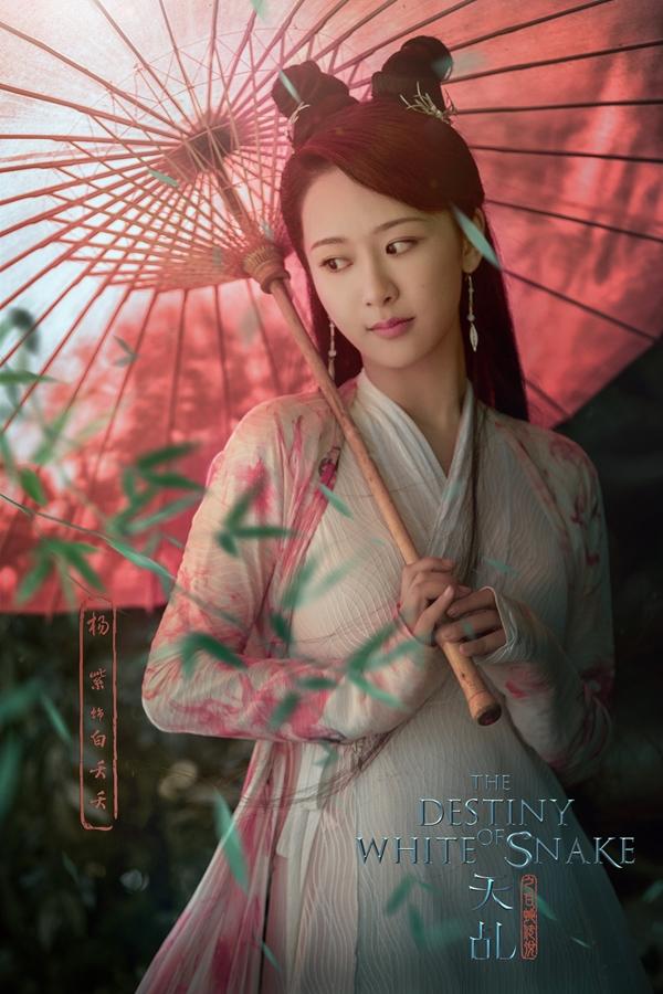 21 nàng Bạch Xà đẹp như mộng trên màn ảnh Châu Á qua năm tháng - Ảnh 25.