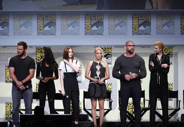 Xấu đau đớn trên phim, ai ngờ các mỹ nhân của Guardians of the Galaxy Vol. 2 ngoài đời lại đẹp đến vậy! - Ảnh 24.