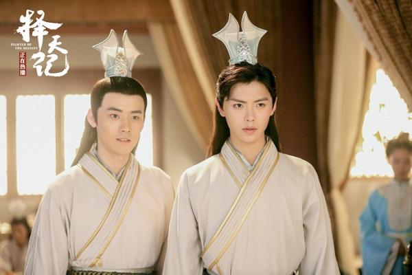 """Luhan còn lâu mới được khen men-lì khi so với 5 nam thần """"Trạch Thiên Ký"""" này! - Ảnh 18."""