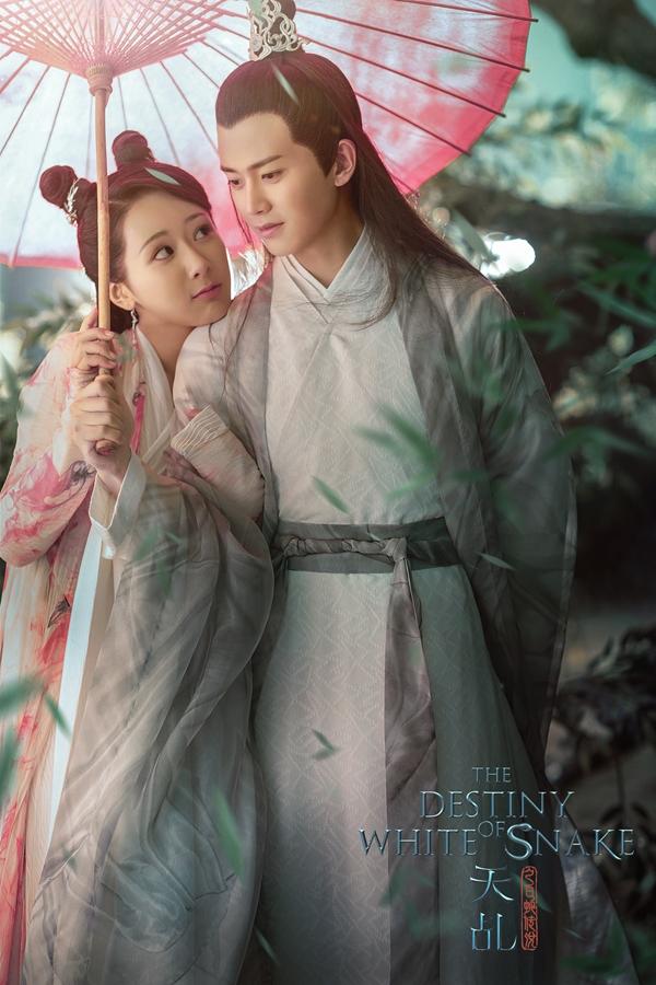 21 nàng Bạch Xà đẹp như mộng trên màn ảnh Châu Á qua năm tháng - Ảnh 26.