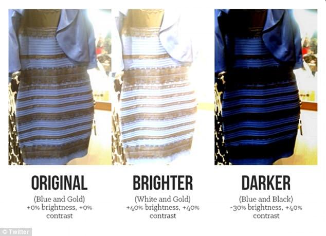 Hé lộ lời giải mới về chiếc váy gây tranh cãi chưa từng có trên toàn thế giới - Ảnh 1.