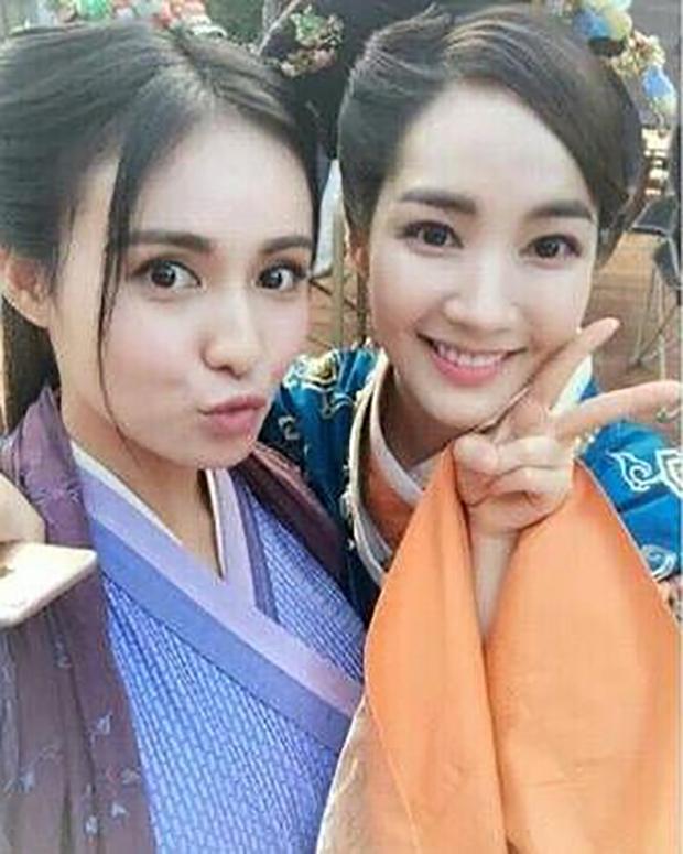 Đứng chung một khung hình, mĩ nhân Hoa - Hàn dìm nhau đến thế nào? - ảnh 33