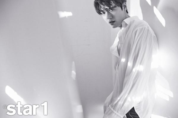 Lee Min Ho xuất hiện trở lại trên bìa tạp chí, mở lòng về chuyện nhập ngũ vào tháng 5 - Ảnh 2.