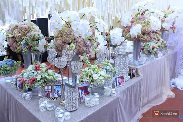 Điểm lại những đám cưới xa hoa, đình đám trong showbiz Việt khiến công chúng suýt xoa - Ảnh 26.