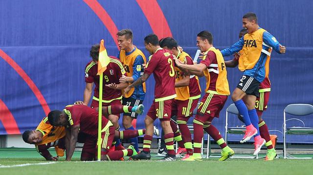 Kết quả FIFA U20 Thế giới 2017: U20 Đức để thua 0-2 trước U20 Venezuela - ảnh 1
