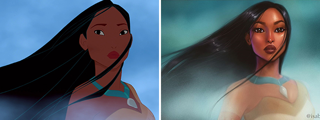 Không thể rời mắt khỏi các cô công chúa Disney sau khi đi phẫu thuật thẩm mỹ - Ảnh 3.