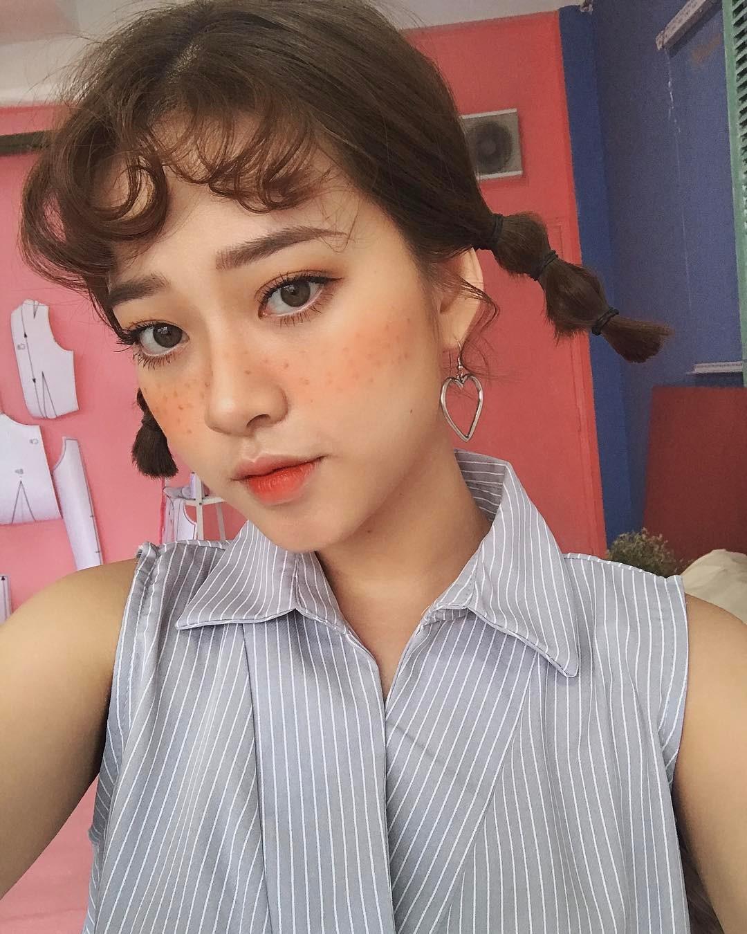 Trang điểm: 3 kiểu tóc xinh tuyệt vừa mát mẻ, gọn gàng vừa ăn hình giúp con gái