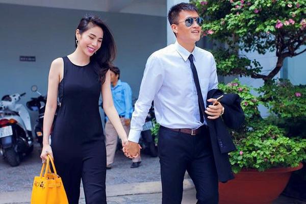 Công Vinh, Thủy Tiên kể chuyện Valentine: Tình yêu đôi khi chỉ cần một cái ôm thật chặt - Ảnh 4.