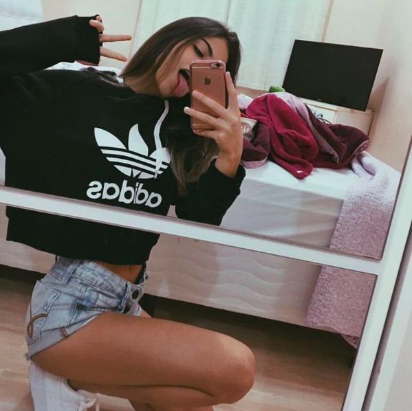 Vẻ sexy tột cùng của cô bạn 17 tuổi thu hút hơn nửa triệu người theo dõi trên Instagram - Ảnh 3.