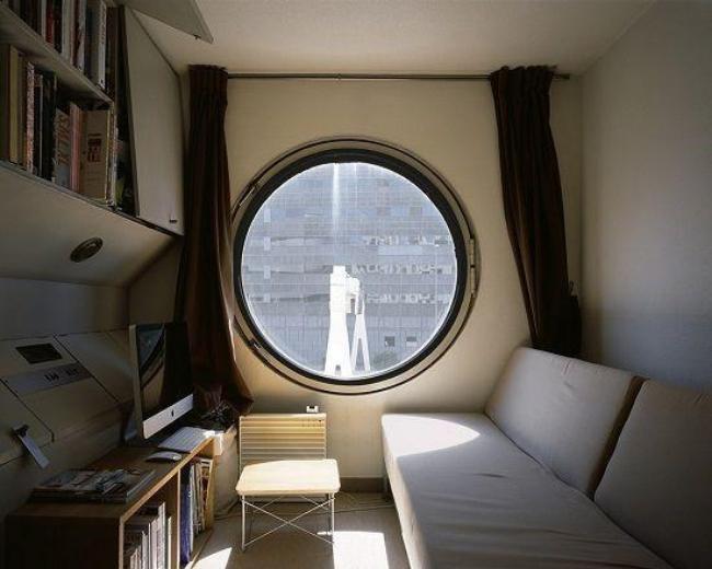 Mục sở thị những căn phòng ốc sên siêu nhỏ - đặc sản của người Nhật - Ảnh 4.