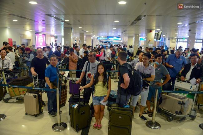 Check in lưu động, phân loại hàng khách làm thủ tục để giảm ùn tắc đường hàng không - ảnh 3