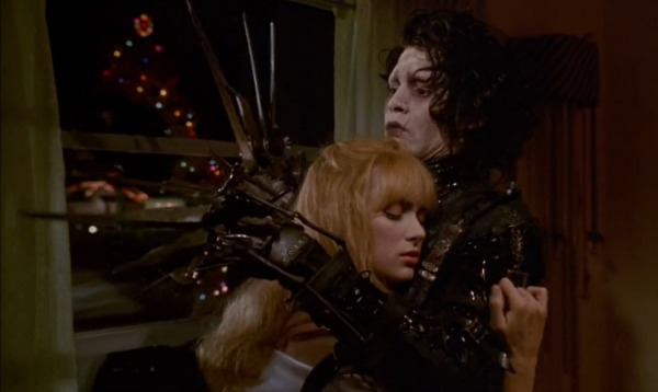edward scissorhands and the cay The tim burton classic 'edward scissorhands' turns 25 and screenwriter caroline  thompson and others talk about its influence.
