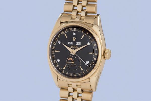 Đồng hồ Rolex của Vua Bảo Đại được bán đấu giá lên tới 69 tỷ đồng - Ảnh 3.