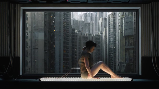 Vỏ bọc - Ghost In The Shell