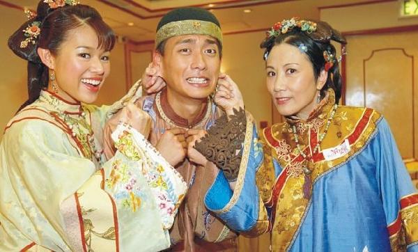 """Muôn kiểu mẹ chồng - nàng dâu """"dở khóc dở cười"""" trên màn ảnh TVB - Ảnh 3."""