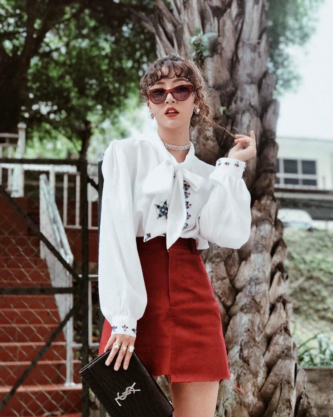 Thời trang: Sau mấy năm lặn mất tăm, áo tay bồng