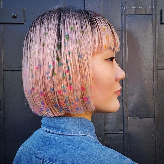 Ngắm những bức tranh vẽ trên tóc, bạn sẽ ngỡ mình đang lạc vào triển lãm nghệ thuật - Ảnh 7.
