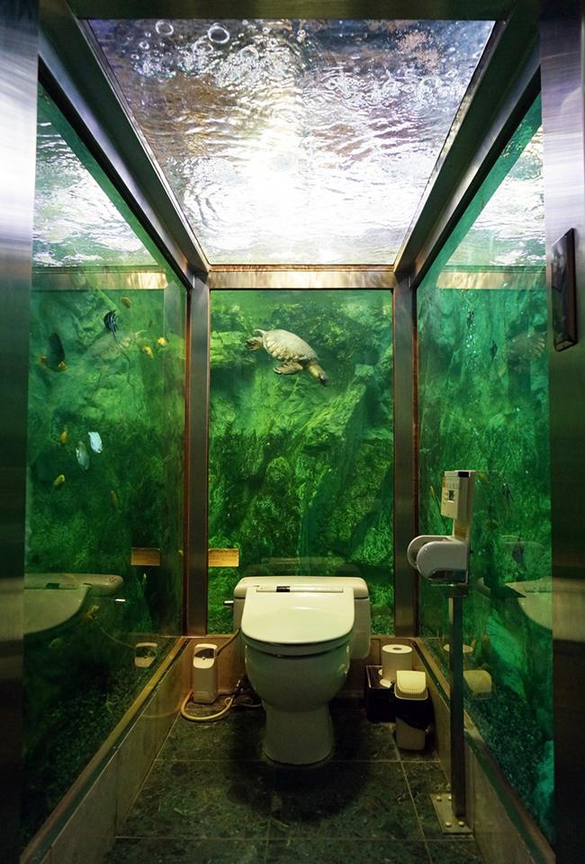 Ngắm nhìn 10 công trình nhà vệ sinh kì quặc nhất ở Nhật Bản - Ảnh 7.