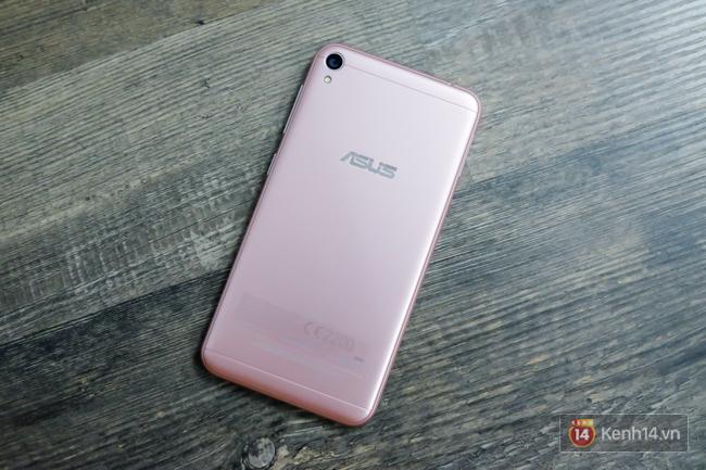 Trên tay Zenfone Live, smartphone giúp livestream xinh lung linh mà bạn phải thích mê - Ảnh 3.