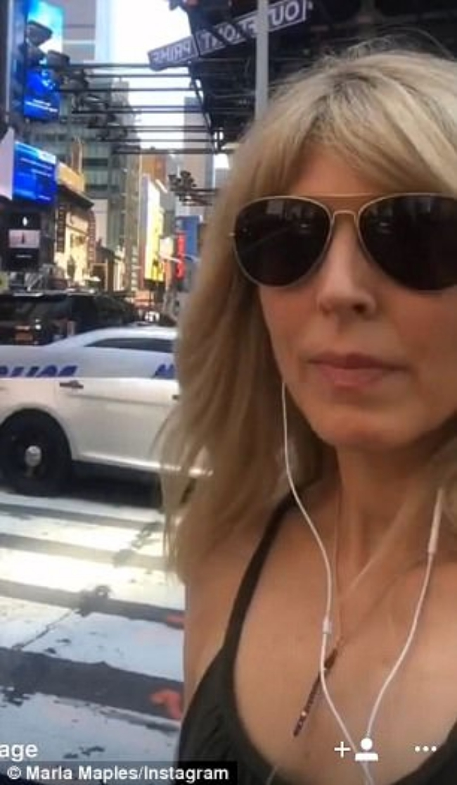 """Người Mỹ giận giữ vì vợ cũ ông Trump """"tự sướng"""" ngay tại hiện trường vụ"""