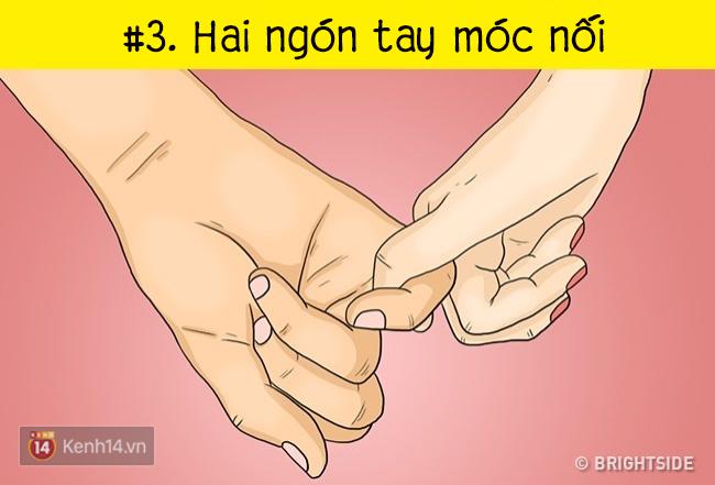 Check nhanh 7 kiểu nắm tay cho biết hai bạn yêu nhau đến mức nào - Ảnh 5.