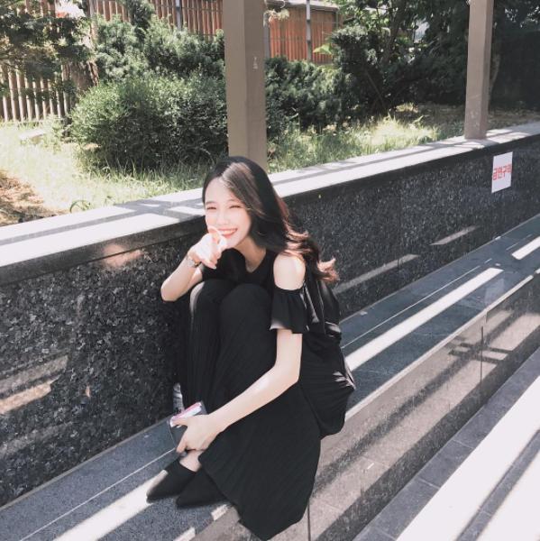 Cô nàng Hàn Quốc xinh đến nỗi khiến người ta thốt lên: Cô tiên là có thật! - Ảnh 5.