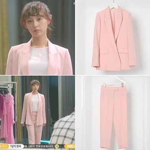 Kim Ji Won trong Đời Tôi Hạng Bét: Nhân viên bách hóa toàn diện đồ bình dân nhưng hứng lên cũng quất luôn bộ đồ 17 triệu đồng - Ảnh 8.