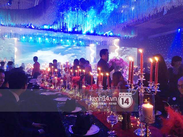 Điểm lại những đám cưới xa hoa, đình đám trong showbiz Việt khiến công chúng suýt xoa - Ảnh 8.