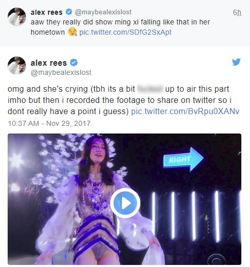 Victorias Secret Fashion Show 2017 bị chỉ trích vì phát sóng nguyên màn vồ ếch của Ming Xi và bạc bẽo với thiên thần kỳ cựu - Ảnh 16.