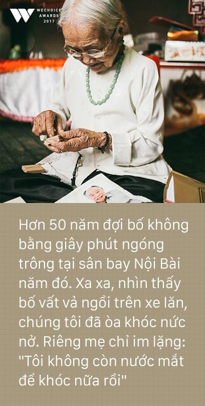 Ký ức tuổi thơ của cô con gái nhìn mẹ già 52 năm chờ bố quay về từ Nhật và những tro tàn cuối cùng của hành trình - Ảnh 8.