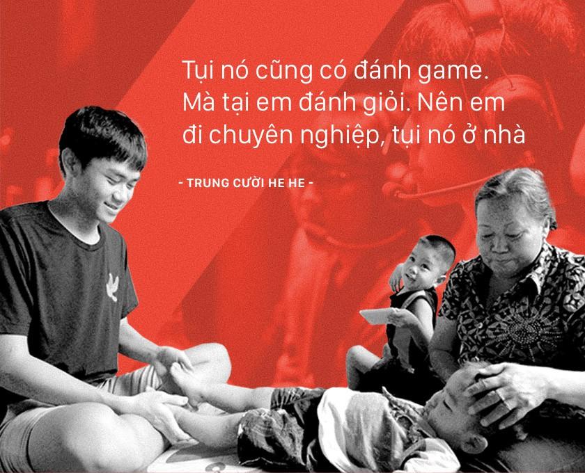 Đội tuyển eSport Young Generation: Những cậu nhóc sống với nhau như một gia đình và đường đến Chung kết Thế giới 2017 - Ảnh 4.