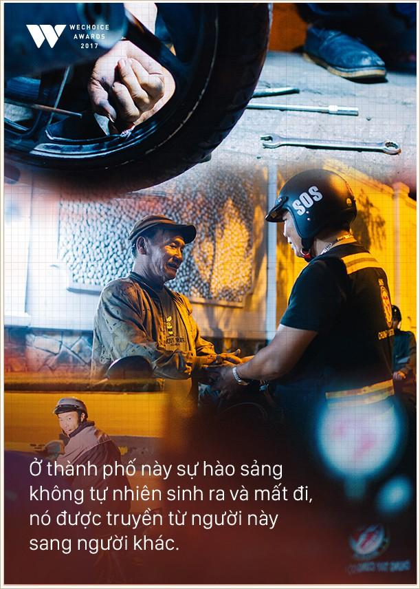 Những chàng trai bao đồngtrong biệt đội cứu hộ miễn phí lúc nửa đêm ở Sài Gòn: Chuyện nhỏ xíu thôi mà! - Ảnh 6.
