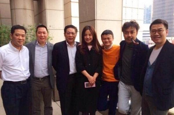 Dù là đối tác quan trọng, Triệu Vy vẫn bị Jack Ma thất sủng trong danh sách top 3 nữ diễn viên yêu thích - ảnh 5