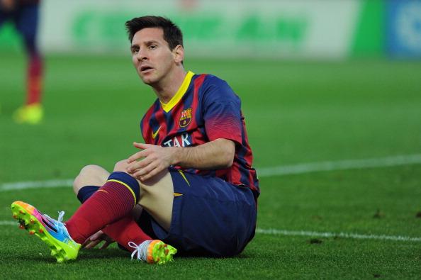 Lionel Messi và 5 trận cầu thất vọng nhất sự nghiệp - ảnh 6