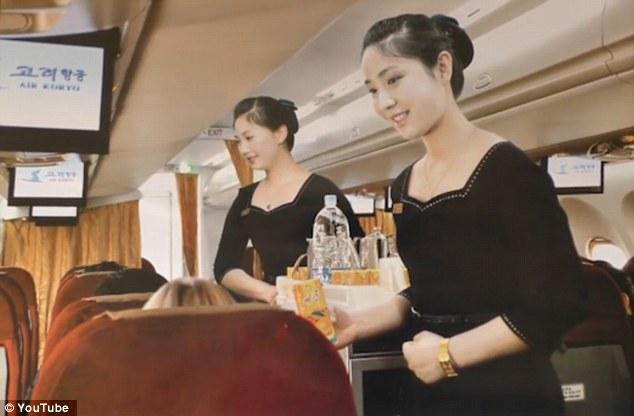 Những hình ảnh không ngờ tới về vẻ ngoài xinh đẹp của nữ tiếp viên hàng không Triều Tiên - Ảnh 8.