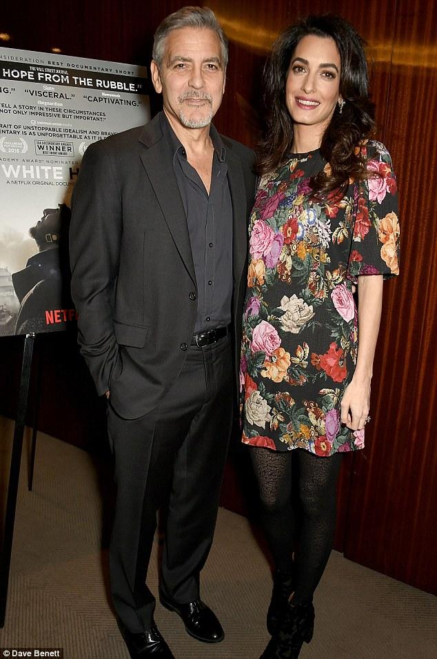 Tài tử tóc muối tiêu đẹp trai nhất Hollywood sắp chào đón một cặp song sinh ở tuổi 55 - Ảnh 1.