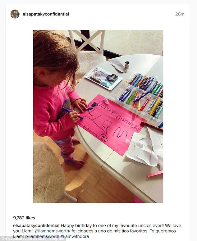 Không diện đồ hiệu đắt tiền, Miley lại ăn mặc cute như em bé đi mừng sinh nhật Liam - ảnh 6