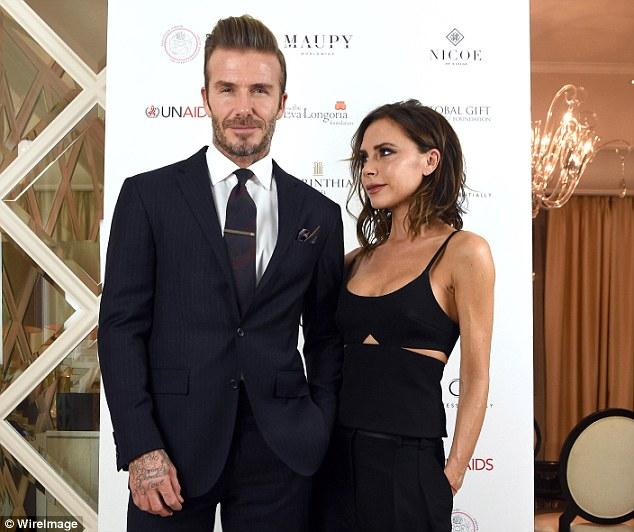 Beckham mâu thuẫn với Sir Alex Ferguson vì Victoria - Ảnh 4.