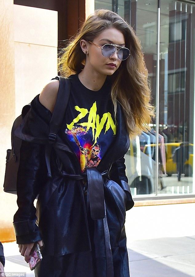 Yêu đã hơn 1 năm, Gigi Hadid vẫn luôn muốn cả thế giới biết mình thuộc về Zayn - Ảnh 3.