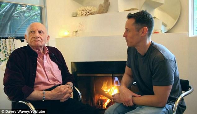 Xúc động câu chuyện come out của cụ ông 95 tuổi: Tôi biết mình đồng tính từ khi mới 5 tuổi - Ảnh 2.