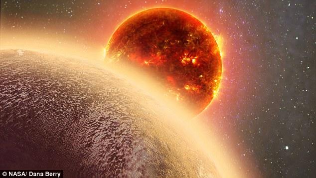 Phát hiện mới về hành tinh ở rất gần và giống Trái đất GJ1132b - Ảnh 2.