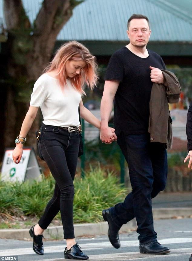 Amber Heard xác nhận hẹn hò tỷ phú Elon Musk giàu gấp bội chồng cũ Johnny Depp - Ảnh 7.