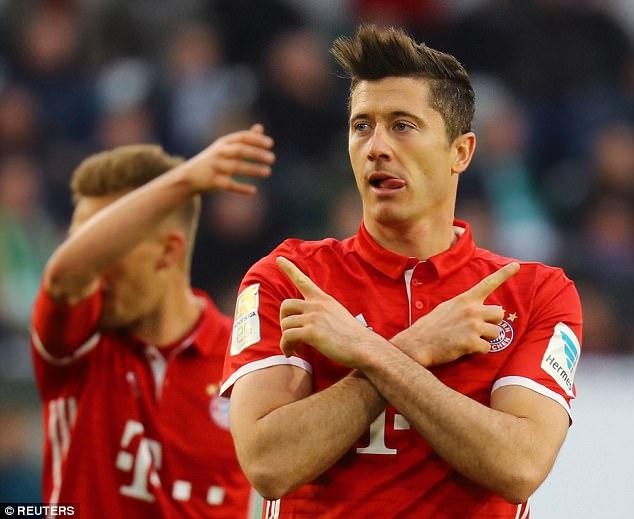 Bayern lập chiến tích lịch sử, lần thứ 5 liên tiếp giành Đĩa bạc Bundesliga - Ảnh 2.