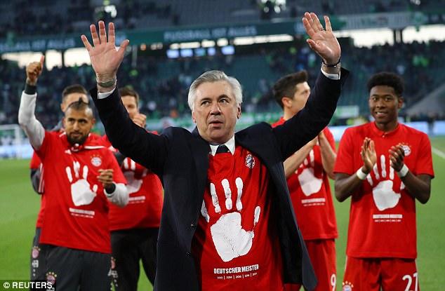 Bayern lập chiến tích lịch sử, lần thứ 5 liên tiếp giành Đĩa bạc Bundesliga - Ảnh 6.