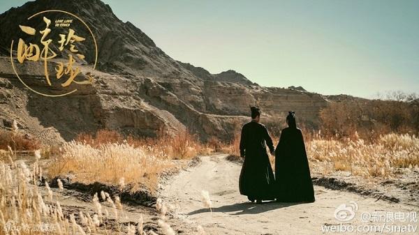 """Không thể nhận ra nổi Lưu Thi Thi vì đoàn phim """"Túy Linh Lung"""" dùng photoshop quá """"có tâm"""" - ảnh 4"""