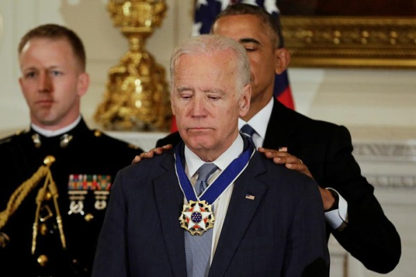 Chuyện ít biết phía sau những giọt nước mắt của phó Tổng thống Mỹ, người bạn tri kỷ luôn sát cánh bên ông Obama - ảnh 4