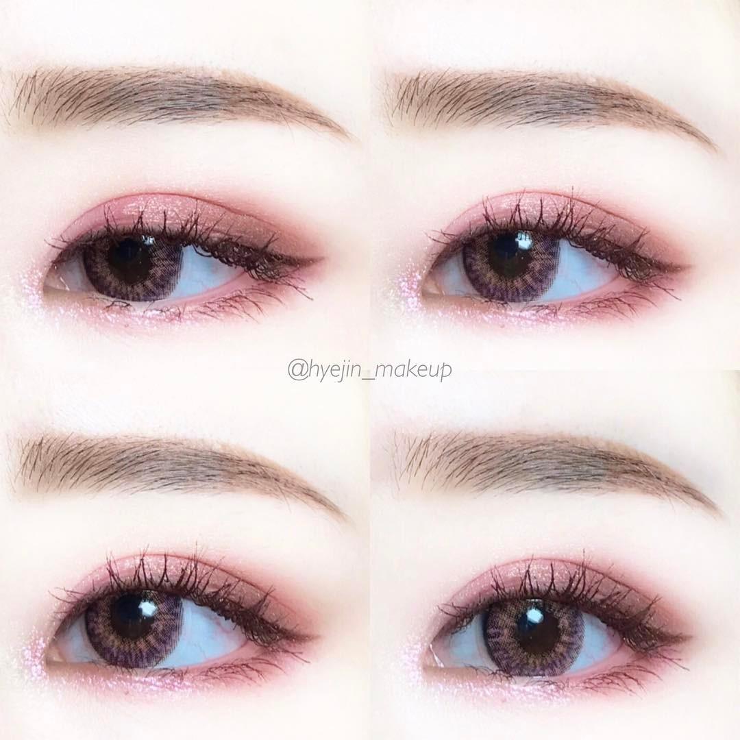 Makeup với màu đào - Xu hướng làm đẹp